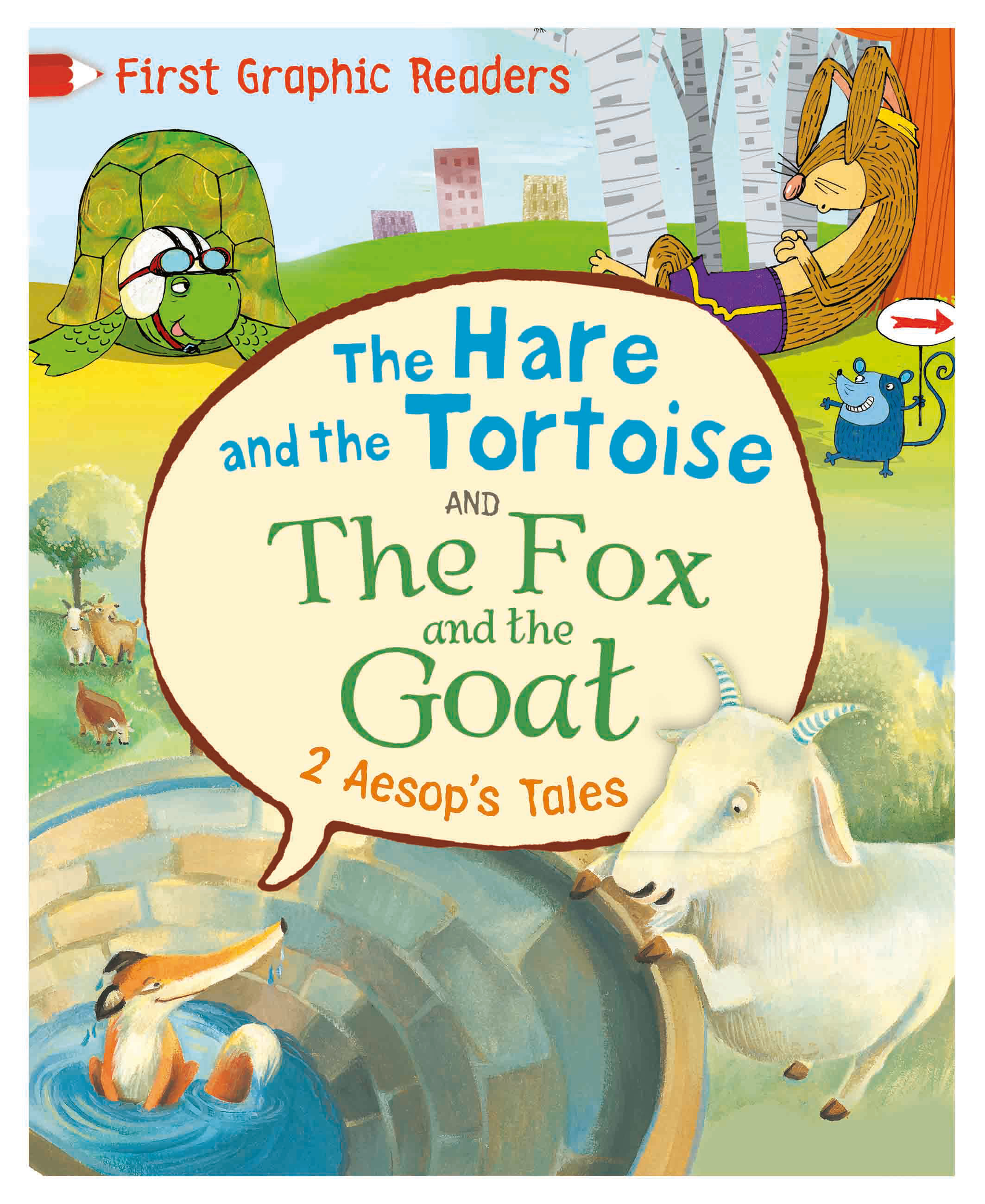 aesop the fox and the goat