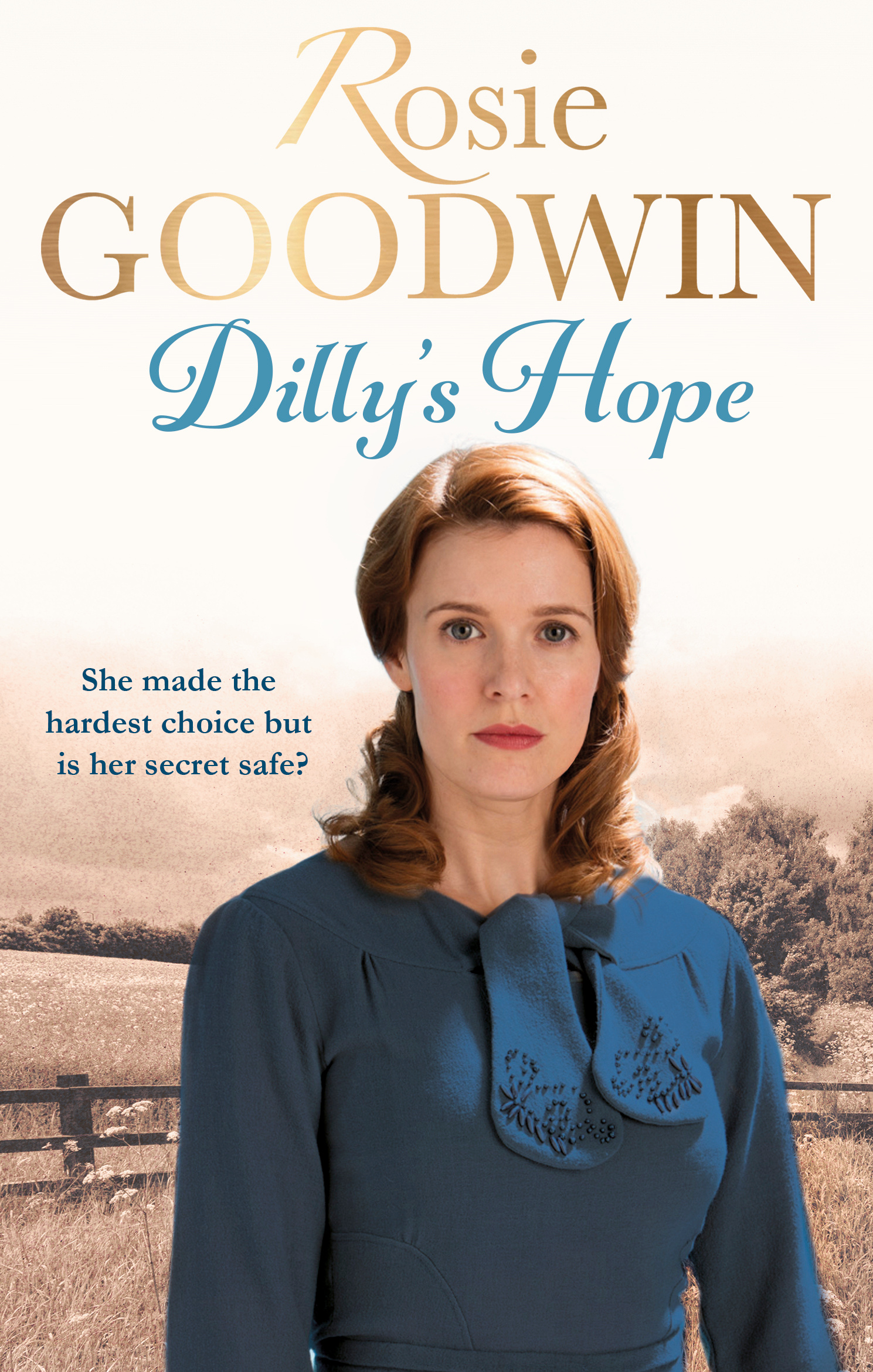 Dillys Hope By Rosie Goodwin