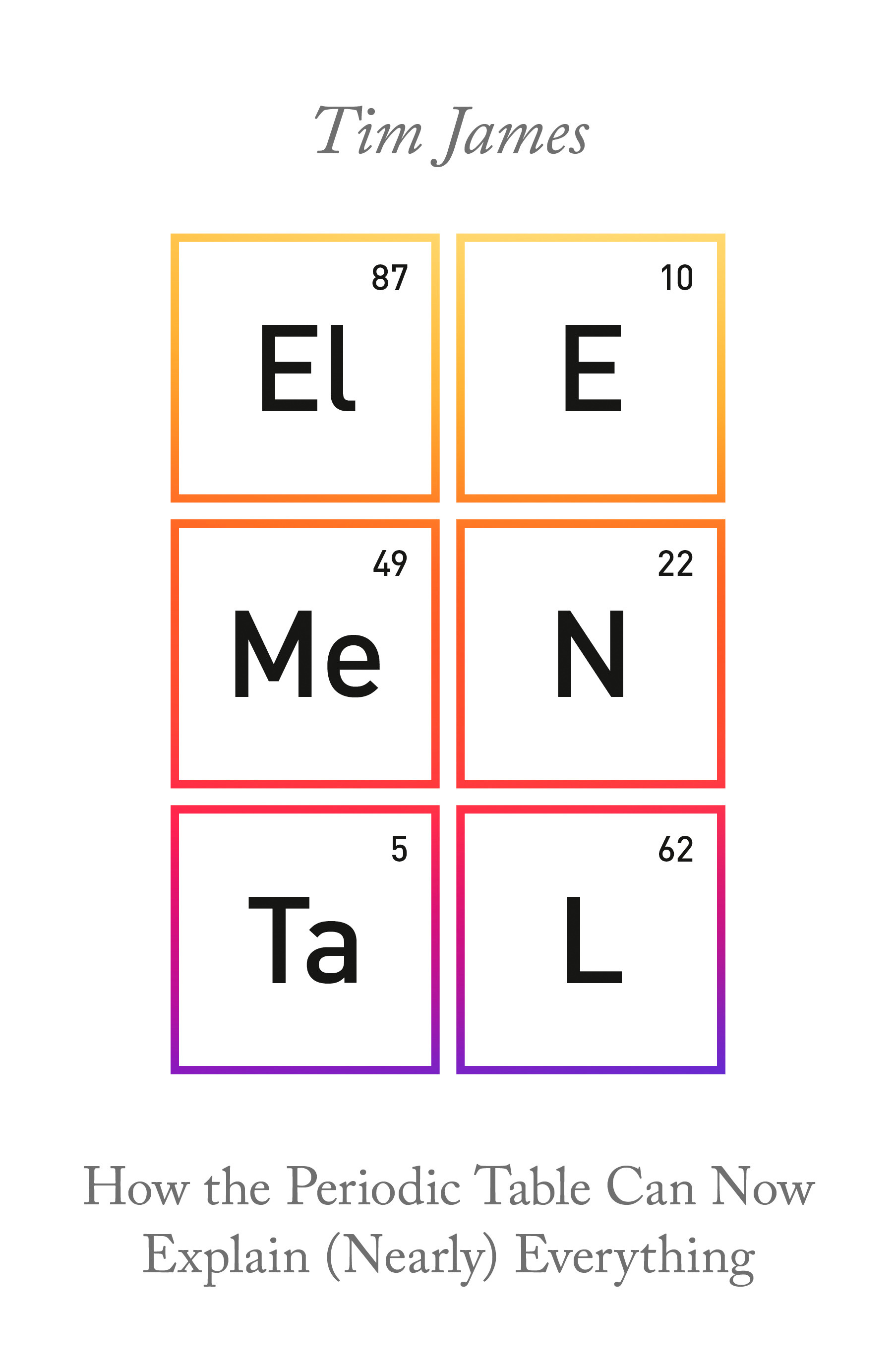Elemental how the periodic table can now explain nearly imprint urtaz Image collections