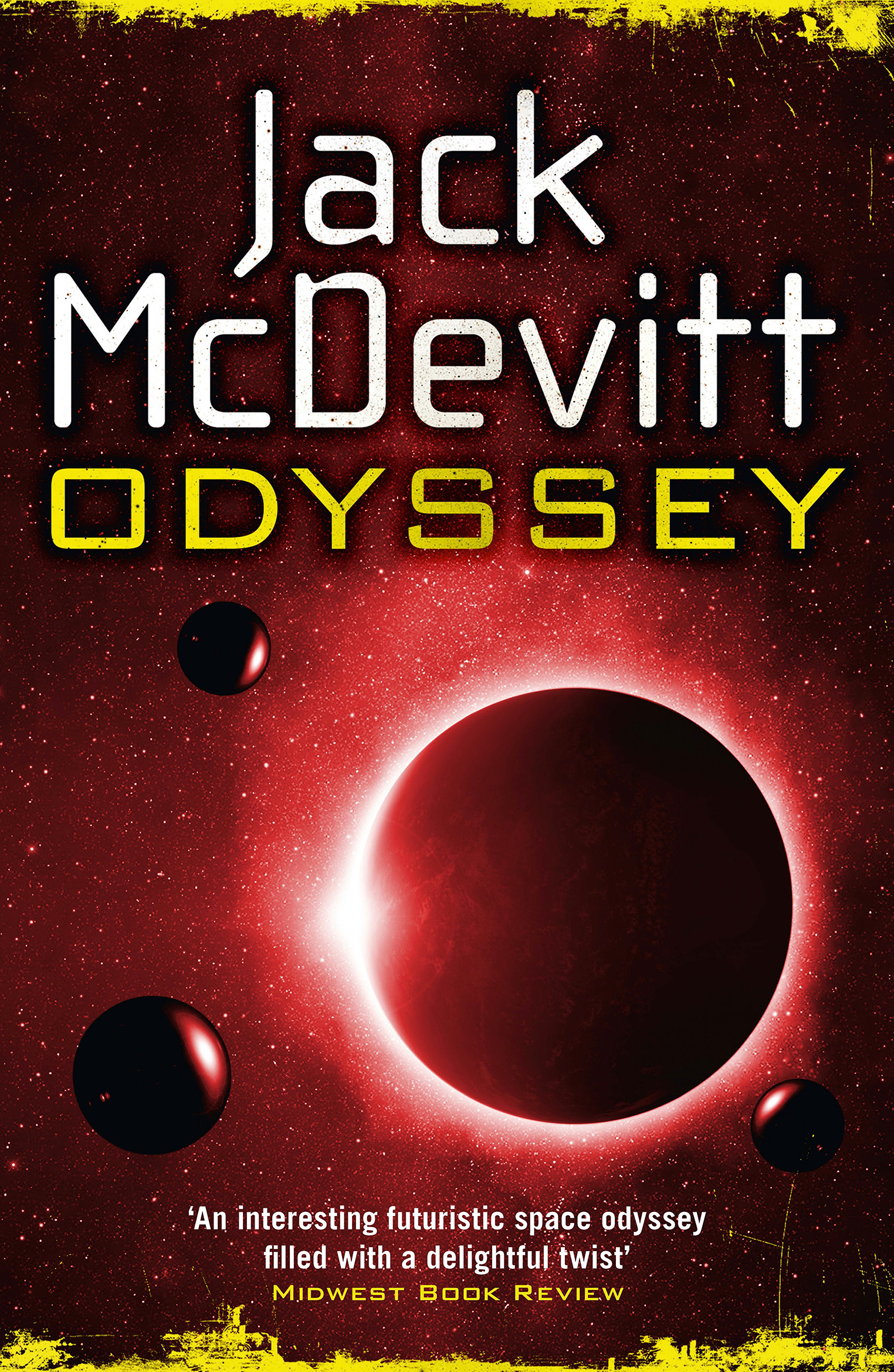 Books · Jack McDevitt · Odyssey (Academy - Book 5) · Download Image ·  Download Image