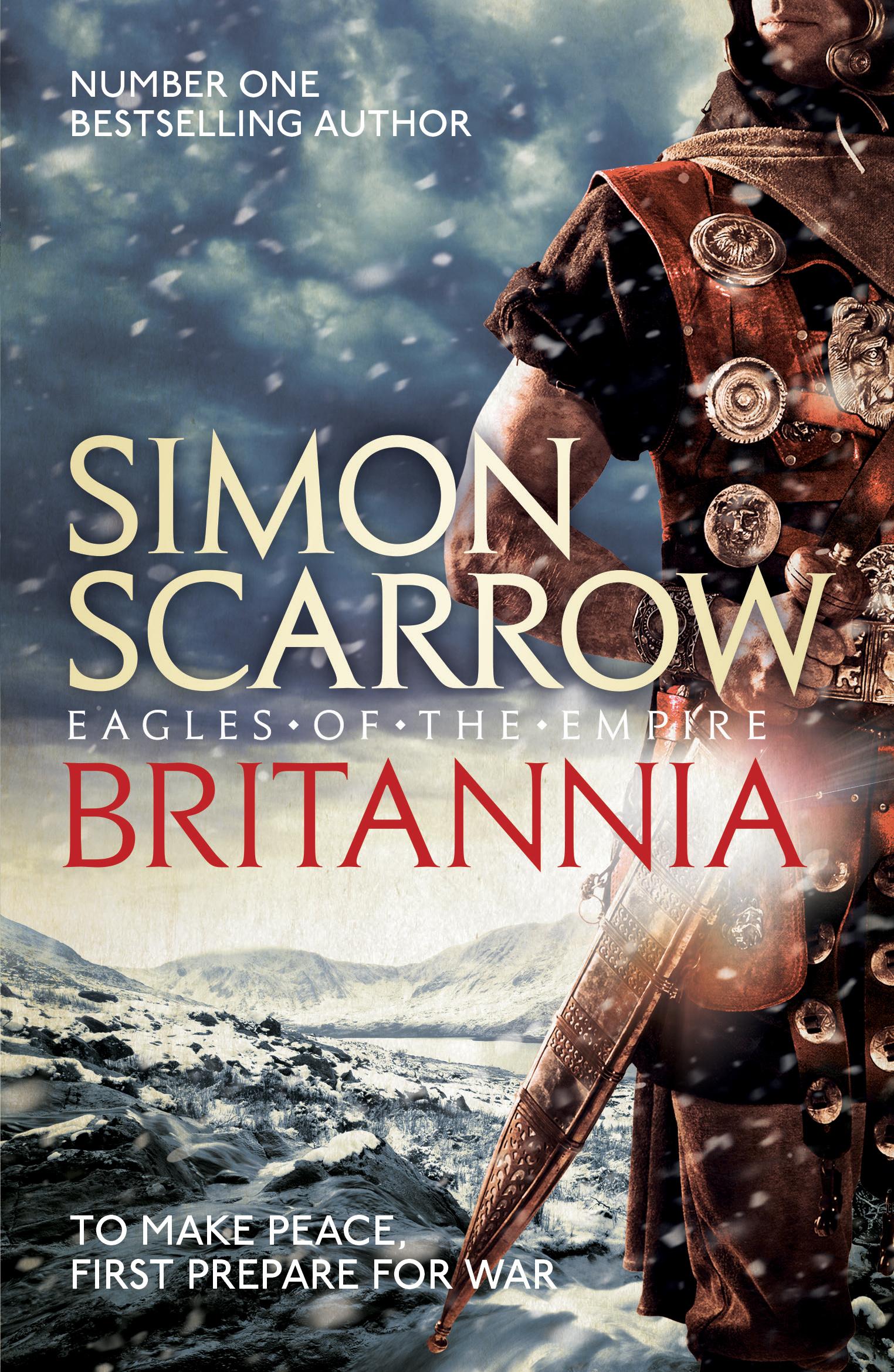 Britannia Eagles Of The Empire 14 By Simon Scarrow Books