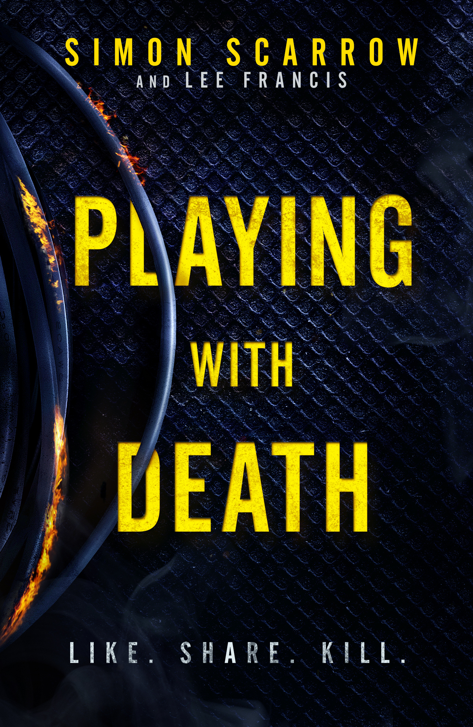 Playing With Death A Gripping Serial Killer Thriller You Won T Be