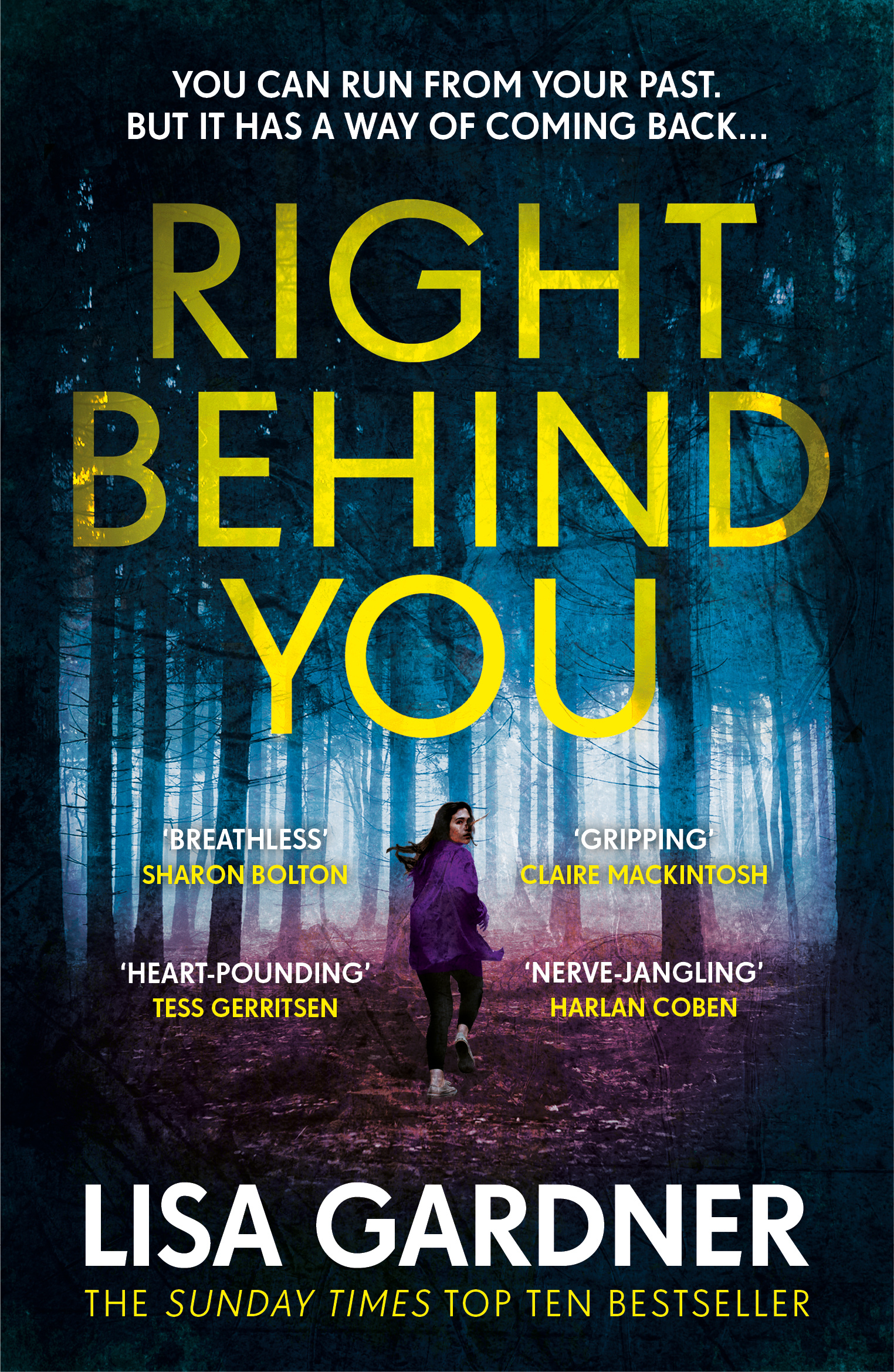 Right Behind You The Gripping New Thriller From The Sunday Times