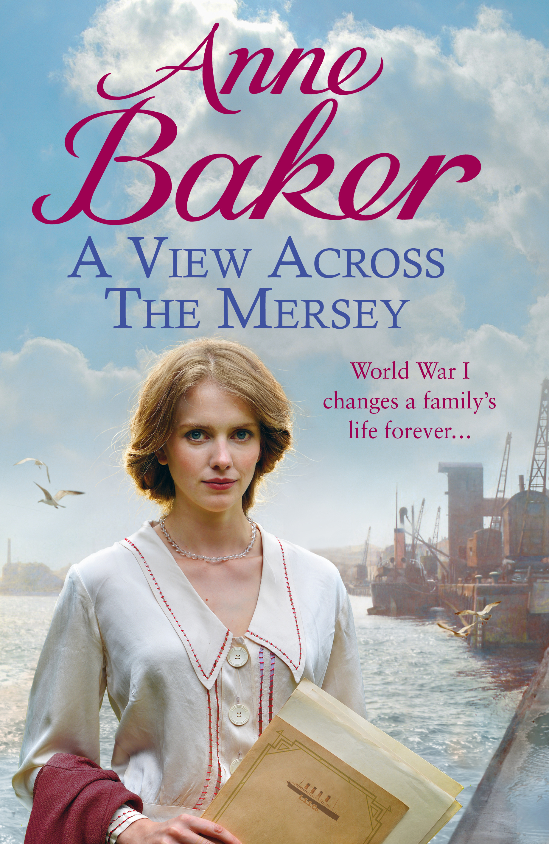 A View Across The Mersey By Anne Baker Books Hachette Australia