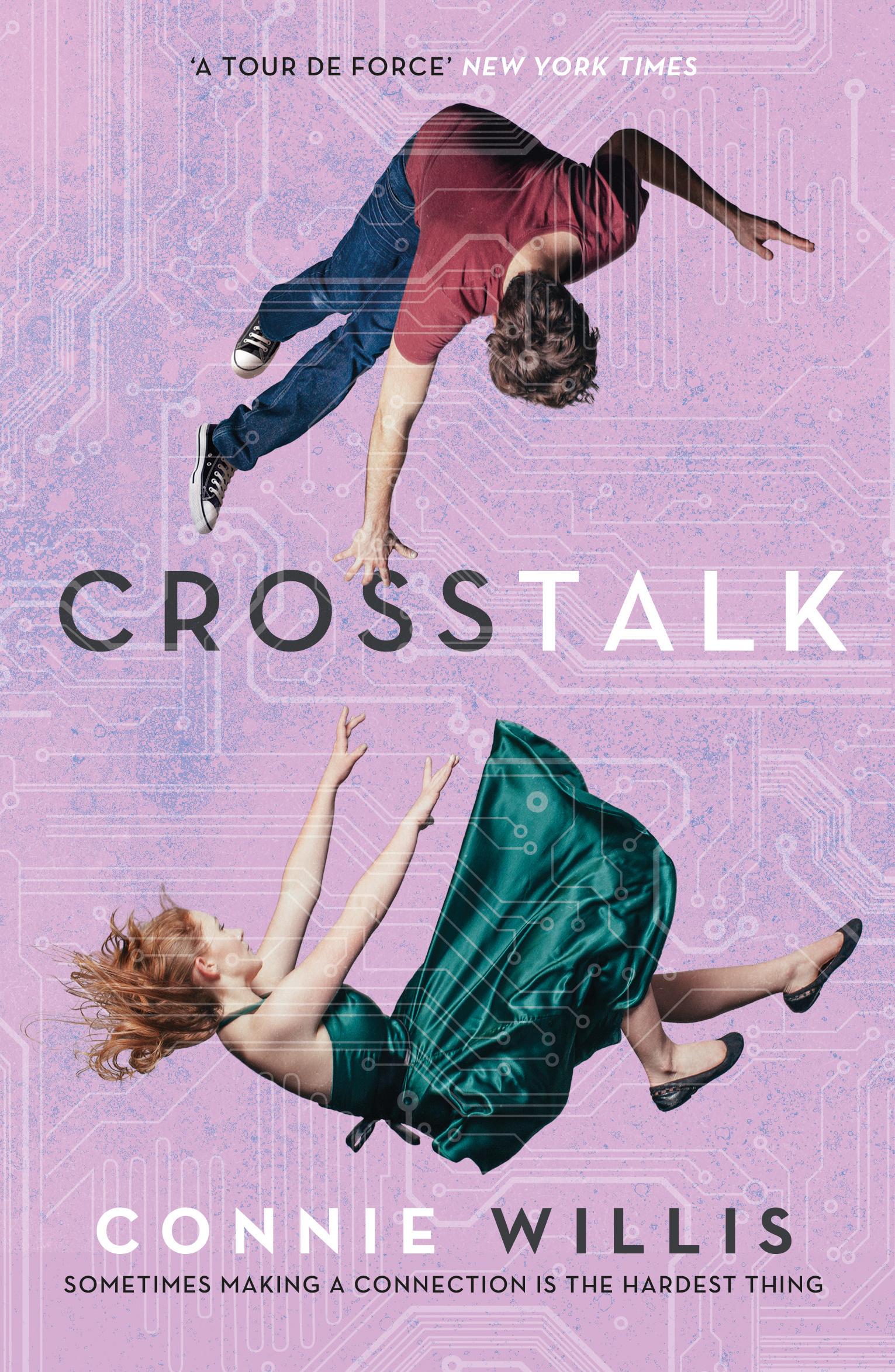 Crosstalk By Connie Willis Books Hachette Australia