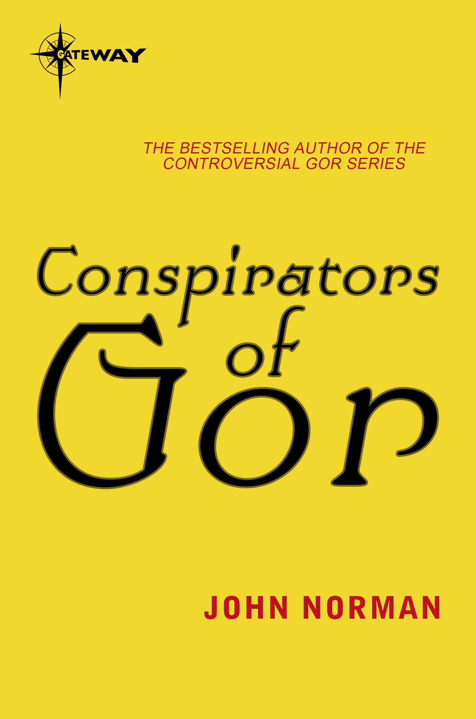 Conspirators Of Gor Gor Book 31 By John Norman Books Hachette