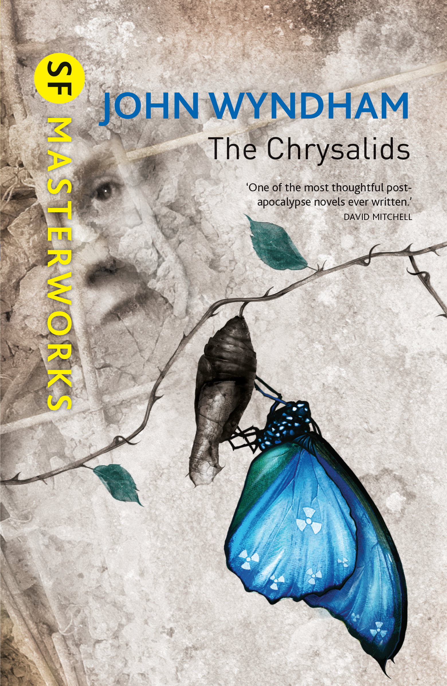 the importance of change and evolution in the chrysalids a novel by john wyndham