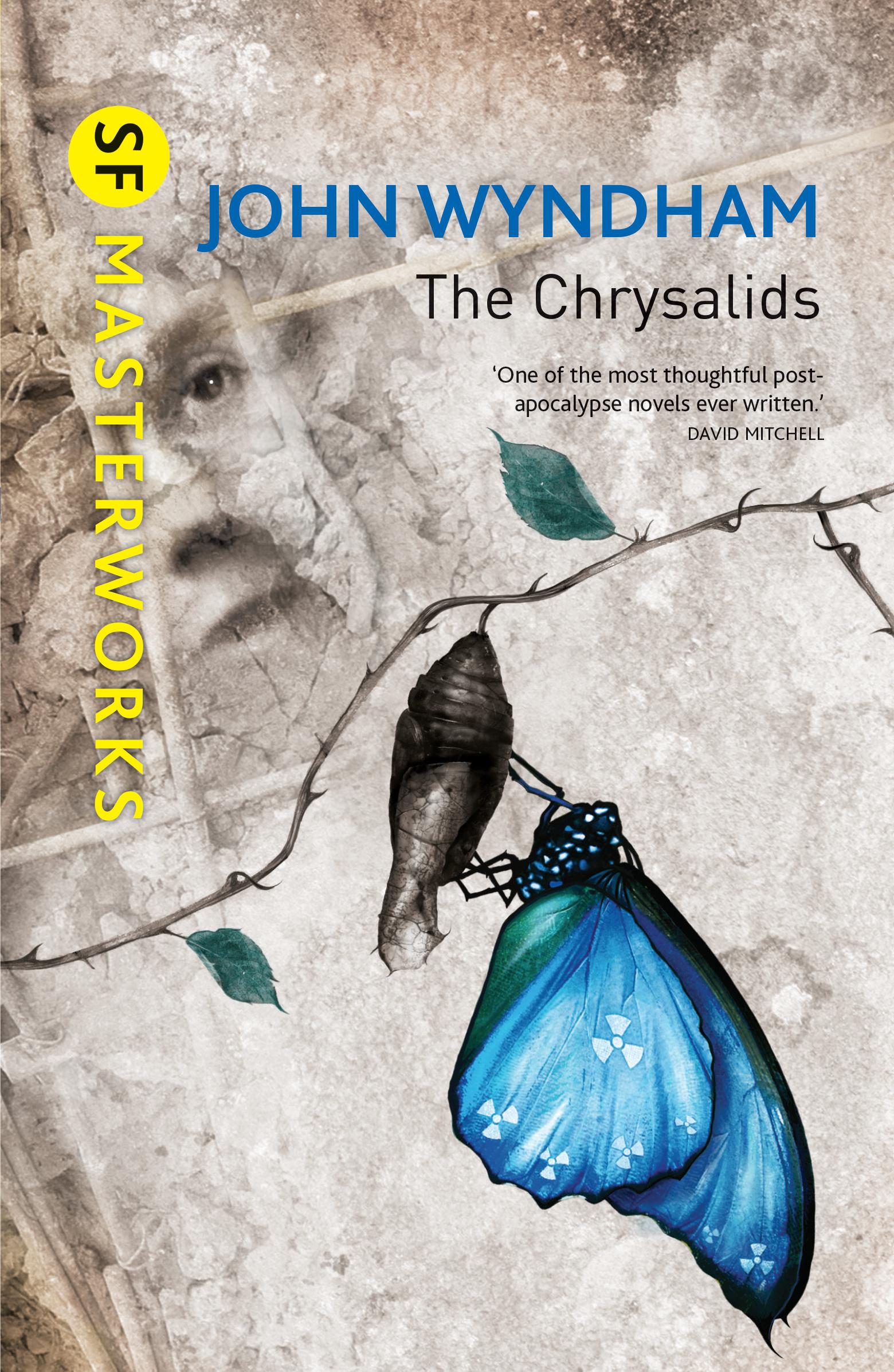 analysis of the chrysalids a sci fi novel written by john wyndham