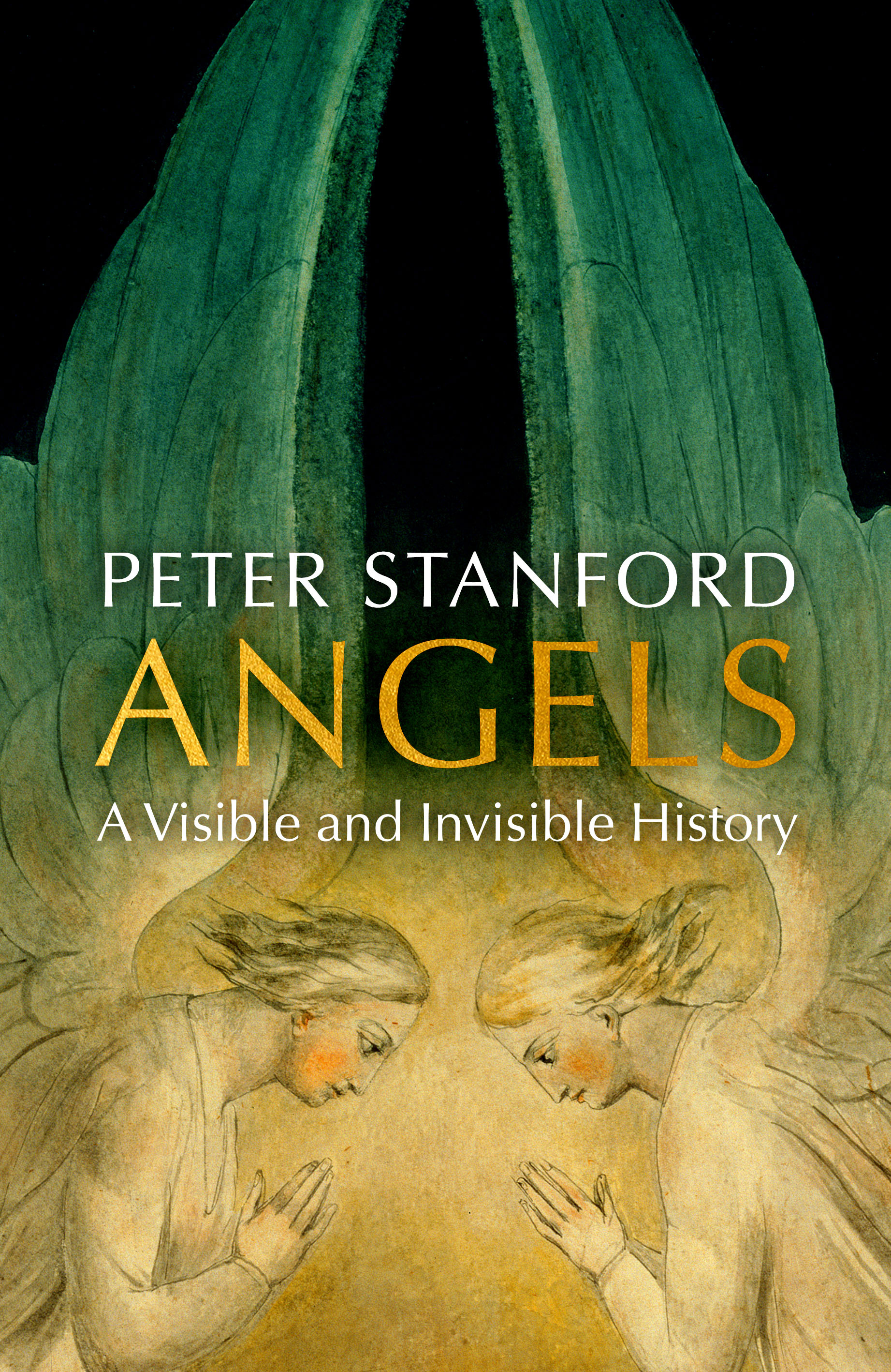 Angels A Visible And Invisible History By Peter Stanford Books