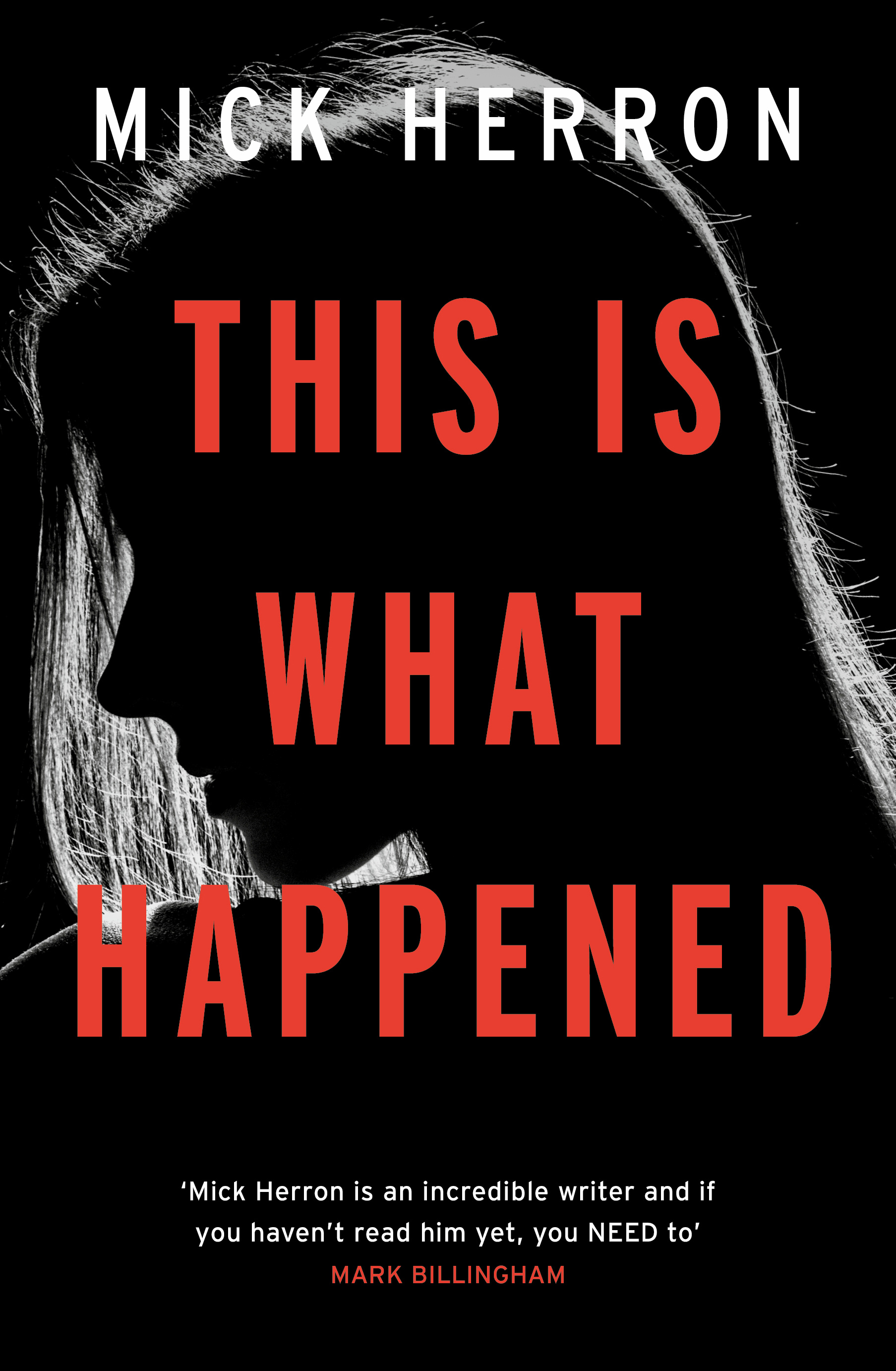 Image result for This is What Happened by Mick Herron