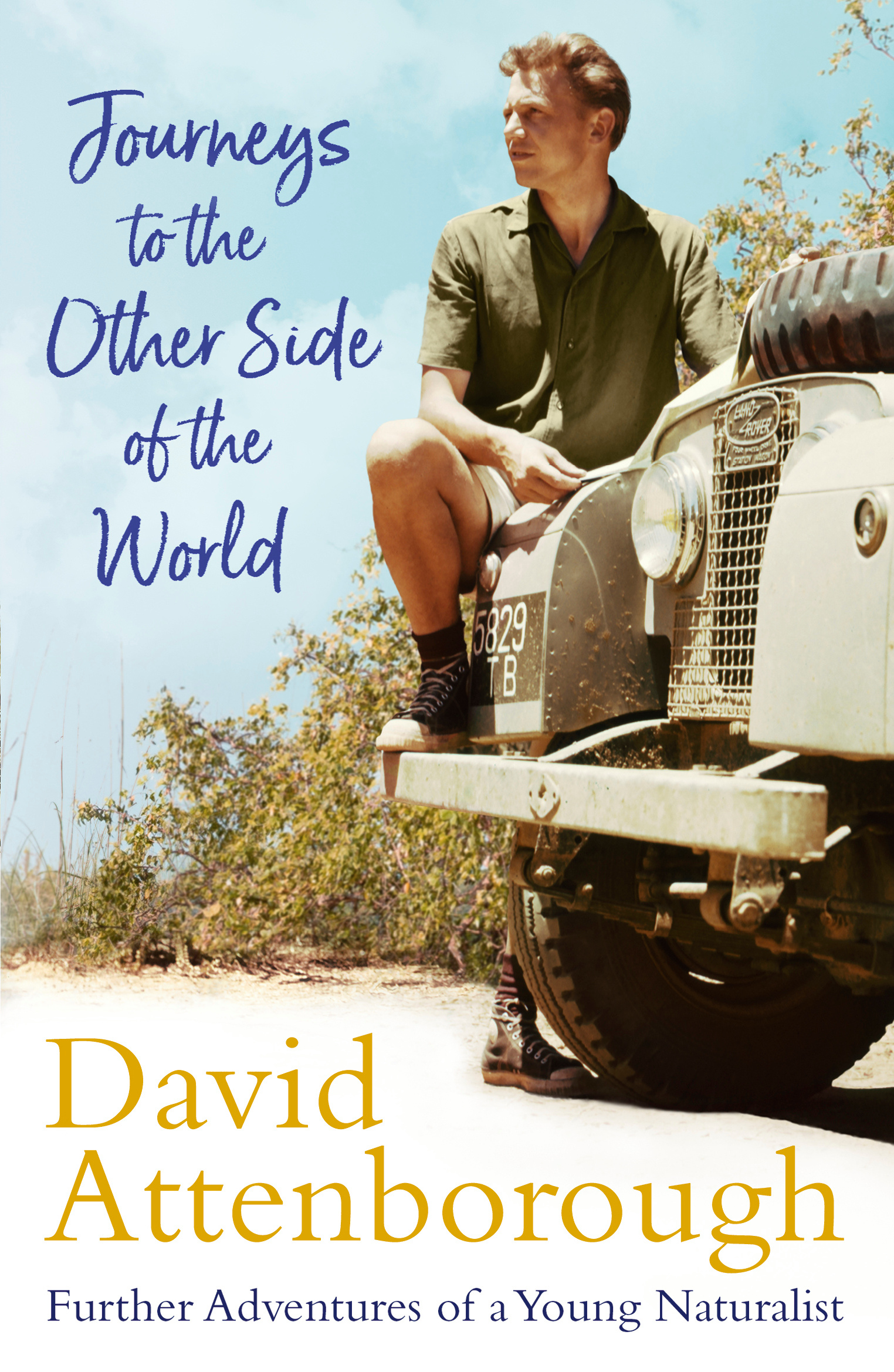Image result for journeys to the other side of the world david attenborough book cover