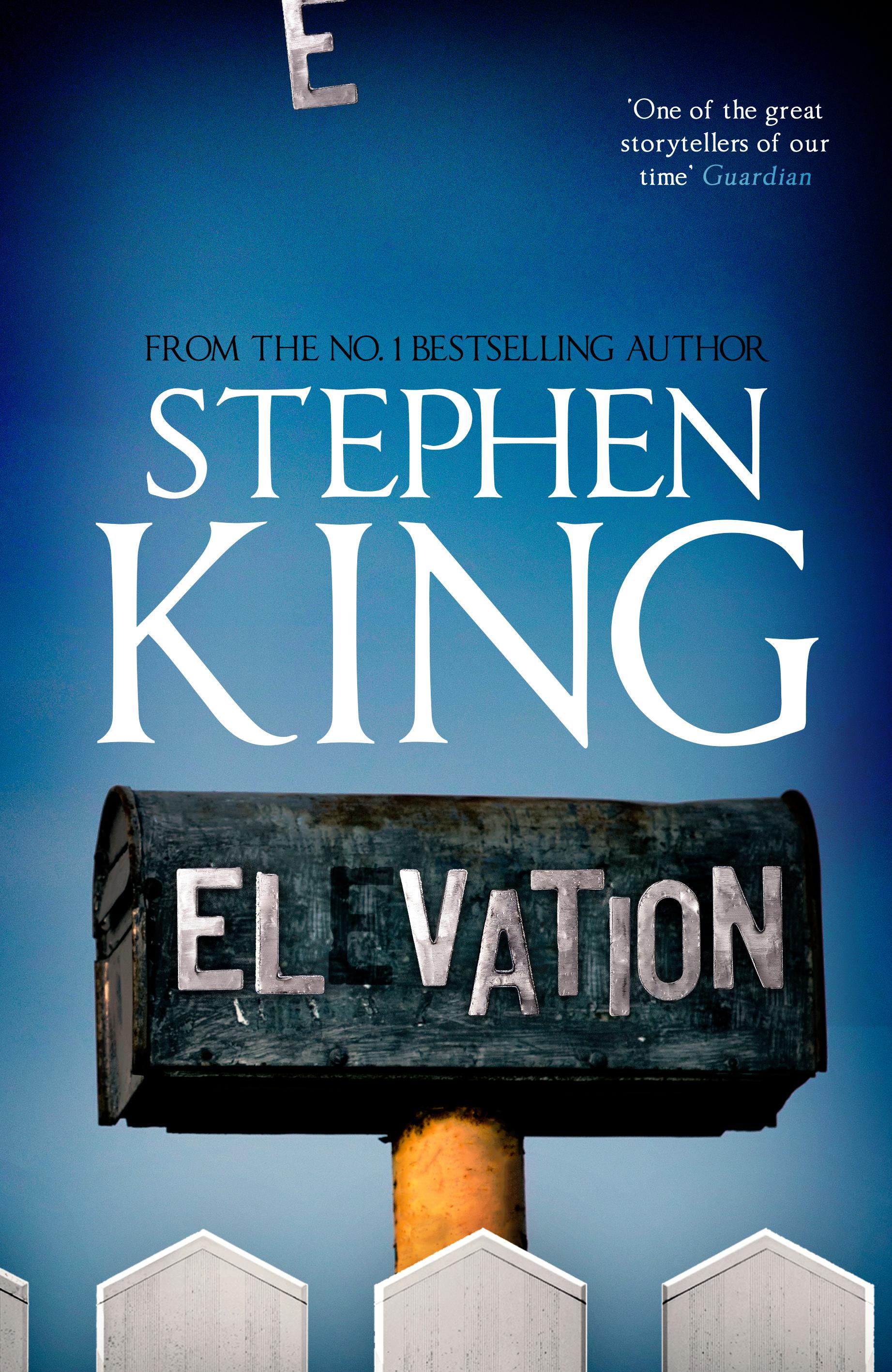 Image result for Elevation + Stephen King