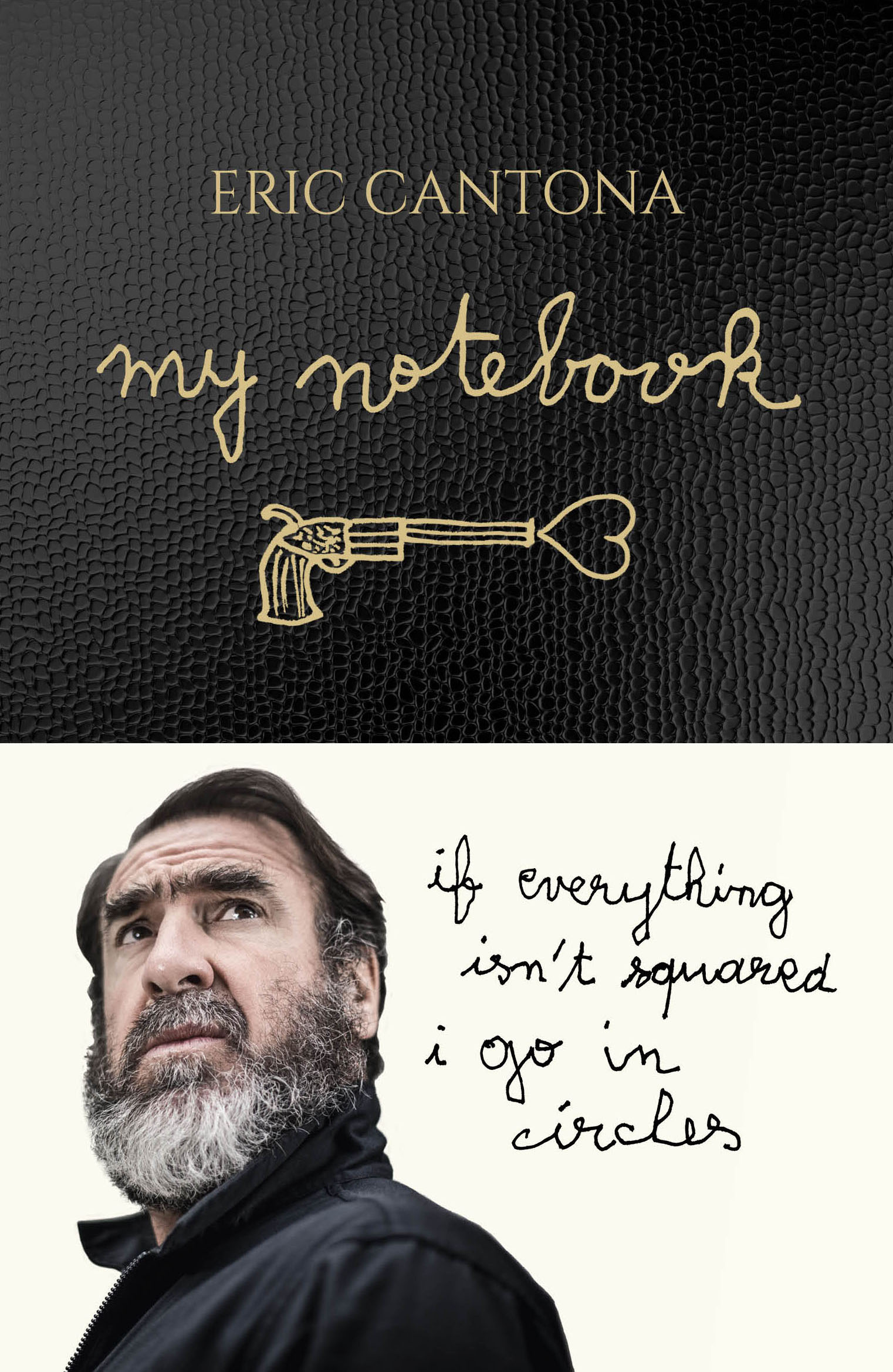 My Notebook By Eric Cantona Books Hachette Australia