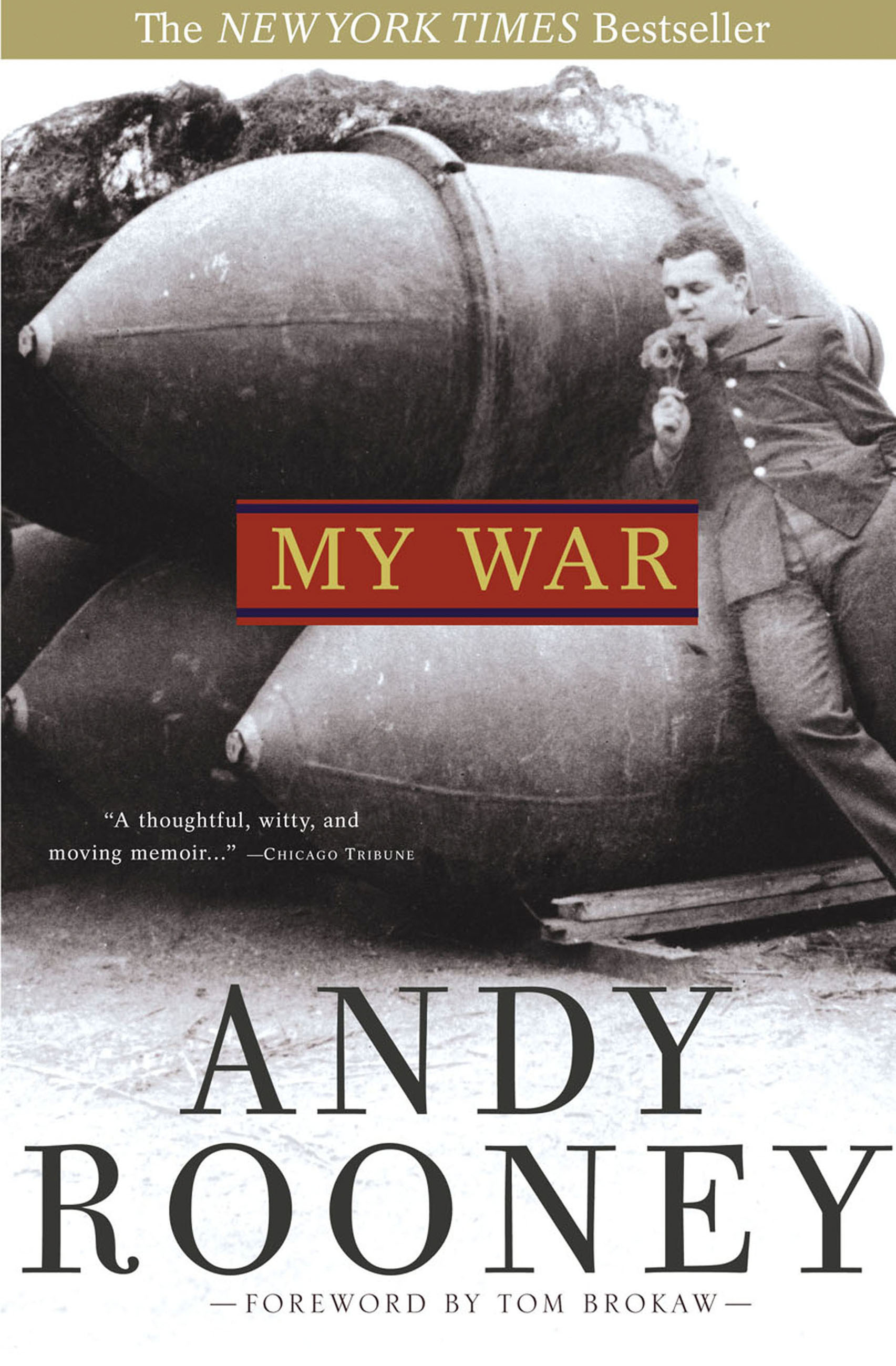 My War By Andy Rooney Books Hachette Australia