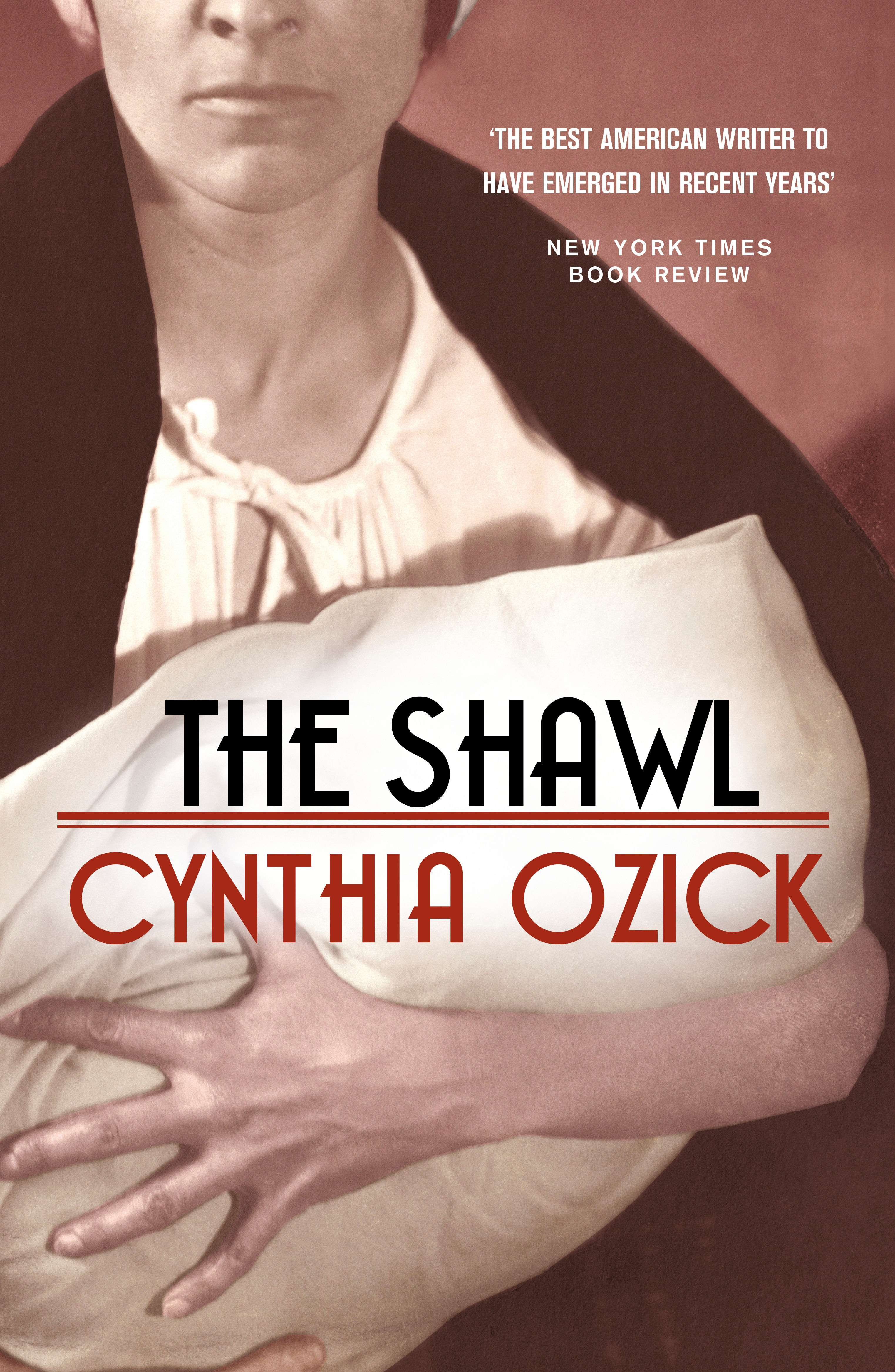 an analysis of the shawl by cynthia ozick The shawl by cynthia ozick goes beyond just a shawl or an infant playing with it the shawl is a fiber that holds them all together, happy to a.