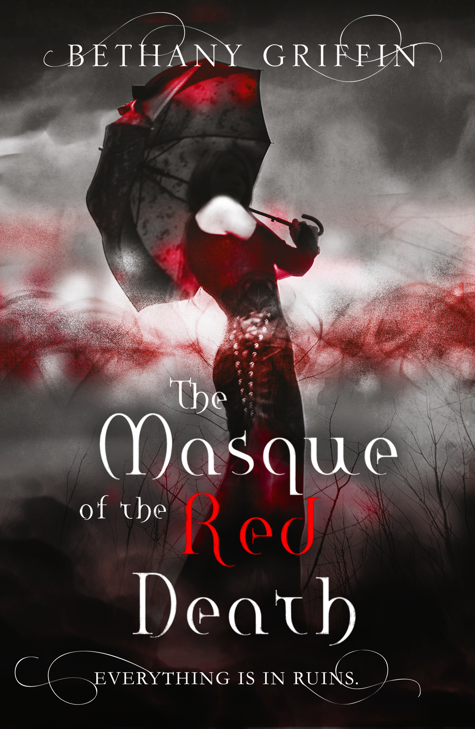 The Masque of the Red Death by Bethany Griffin - Books - Hachette