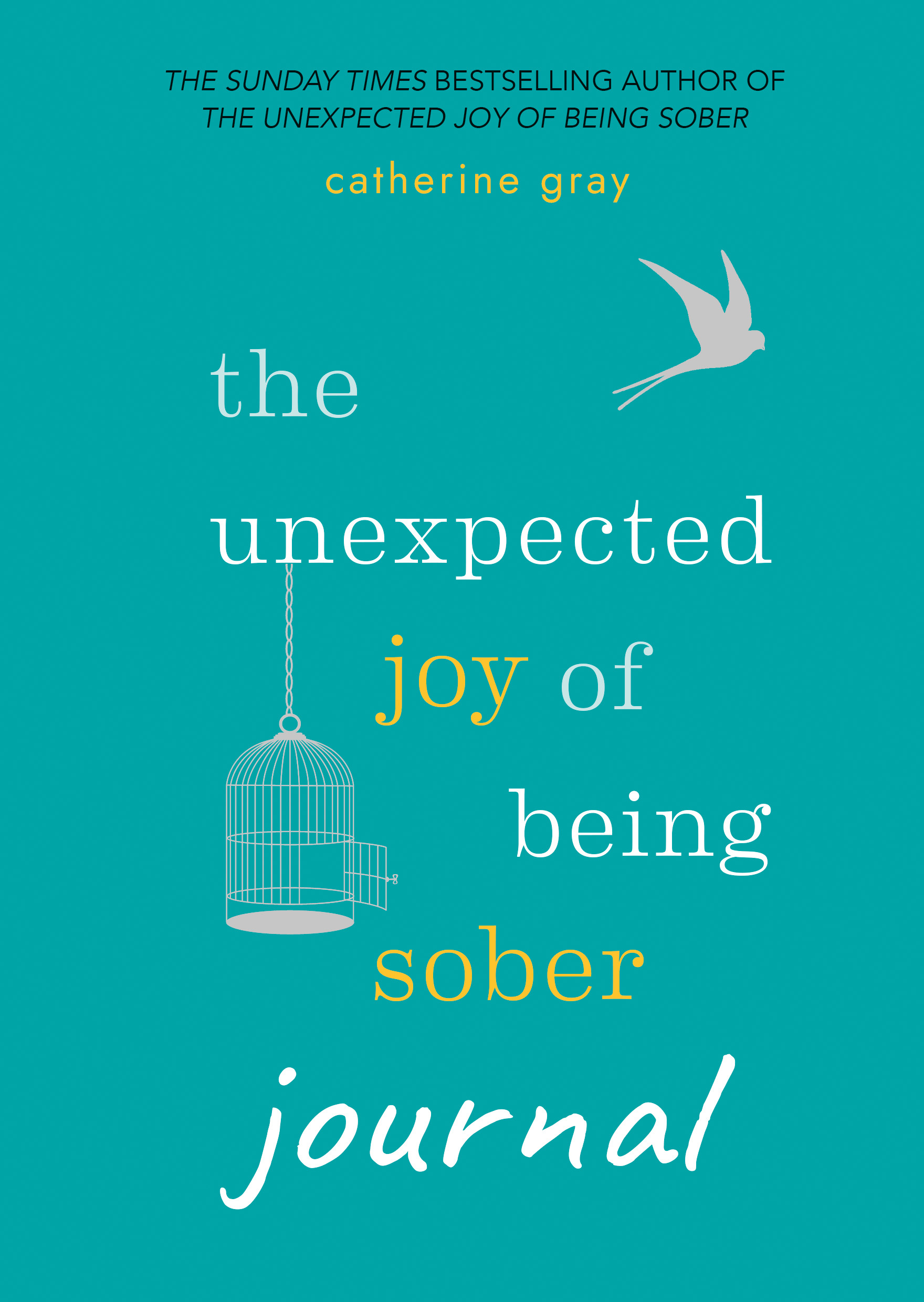 The Unexpected Joy Of Being Sober Journal By Catherine Gray Books