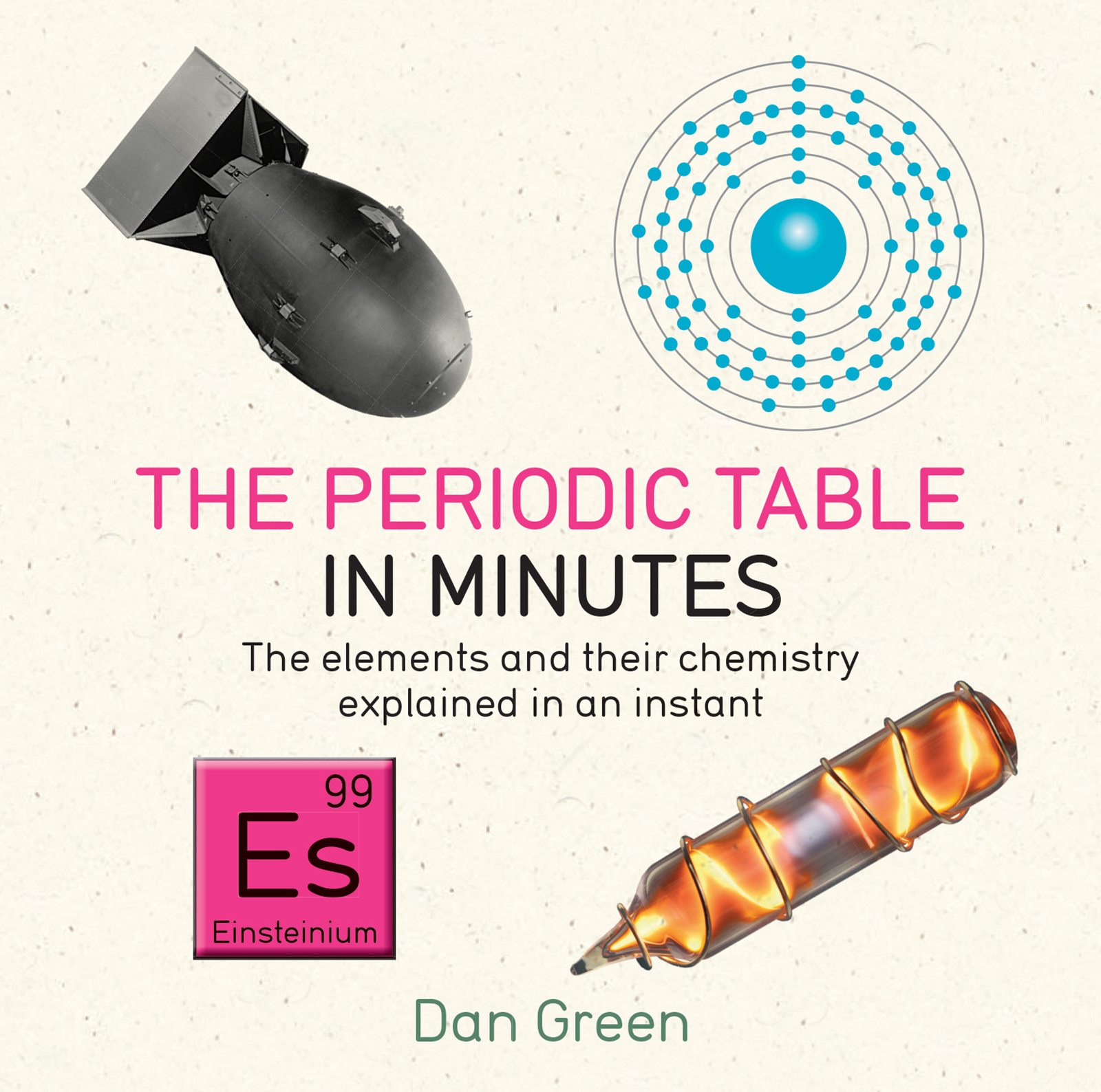 Periodic table in minutes by dan green books hachette australia urtaz Image collections