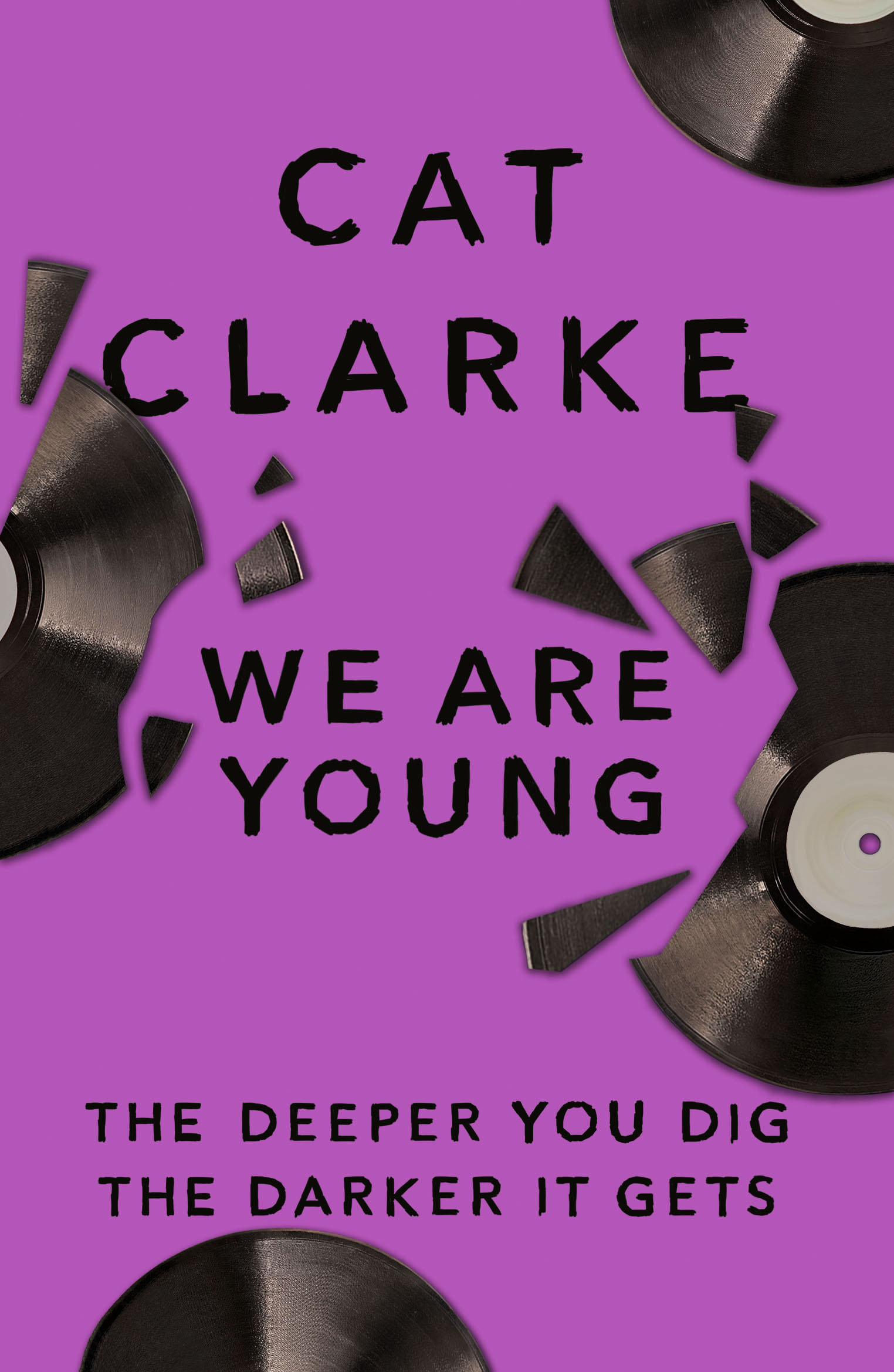 Image result for we are young cat clarke quercus