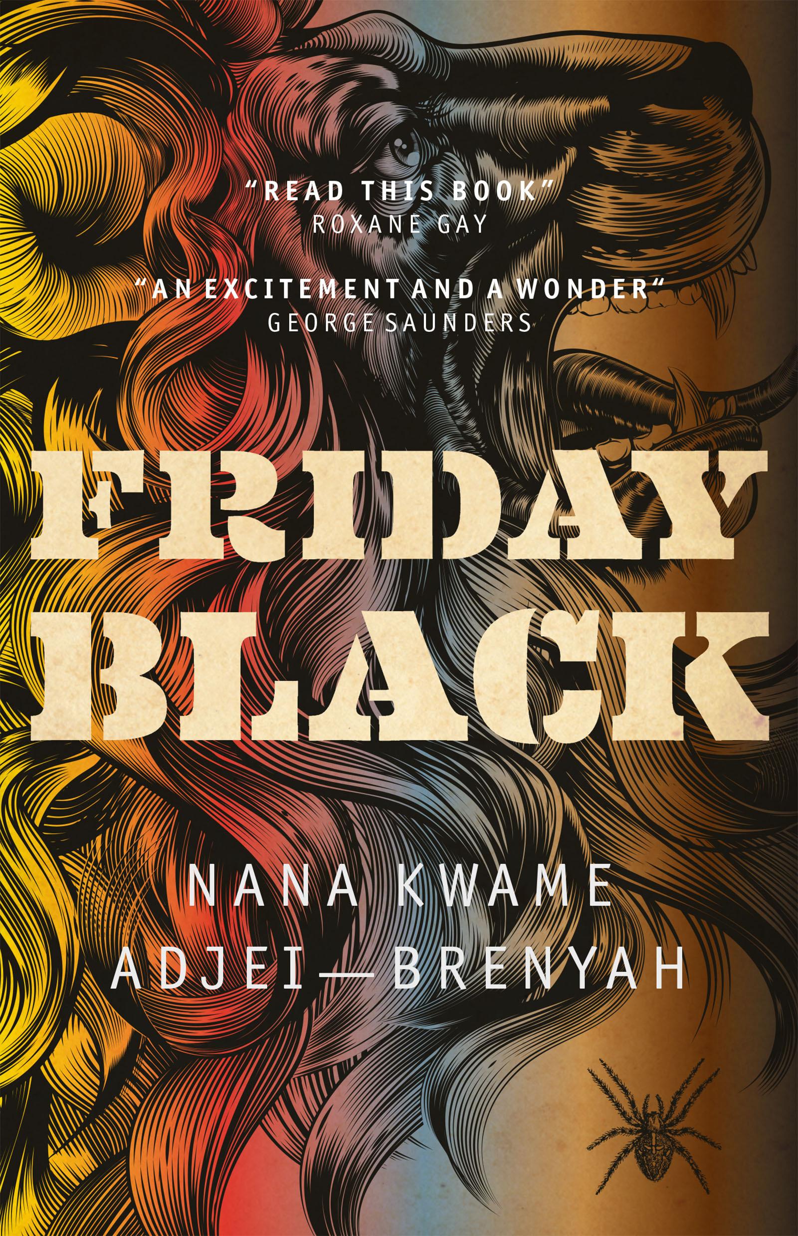 Image result for Friday Black by Nana Kwame Adjei-Brenyah