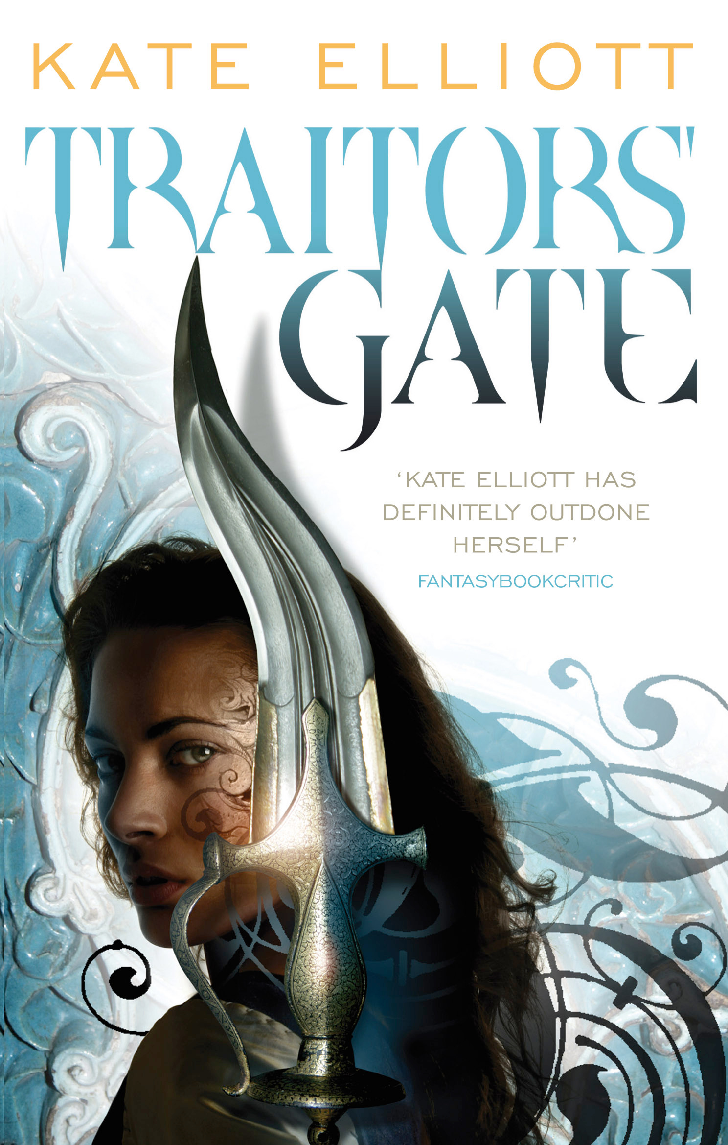 Traitors Gate Book Three Of Crossroads By Kate Elliott Books