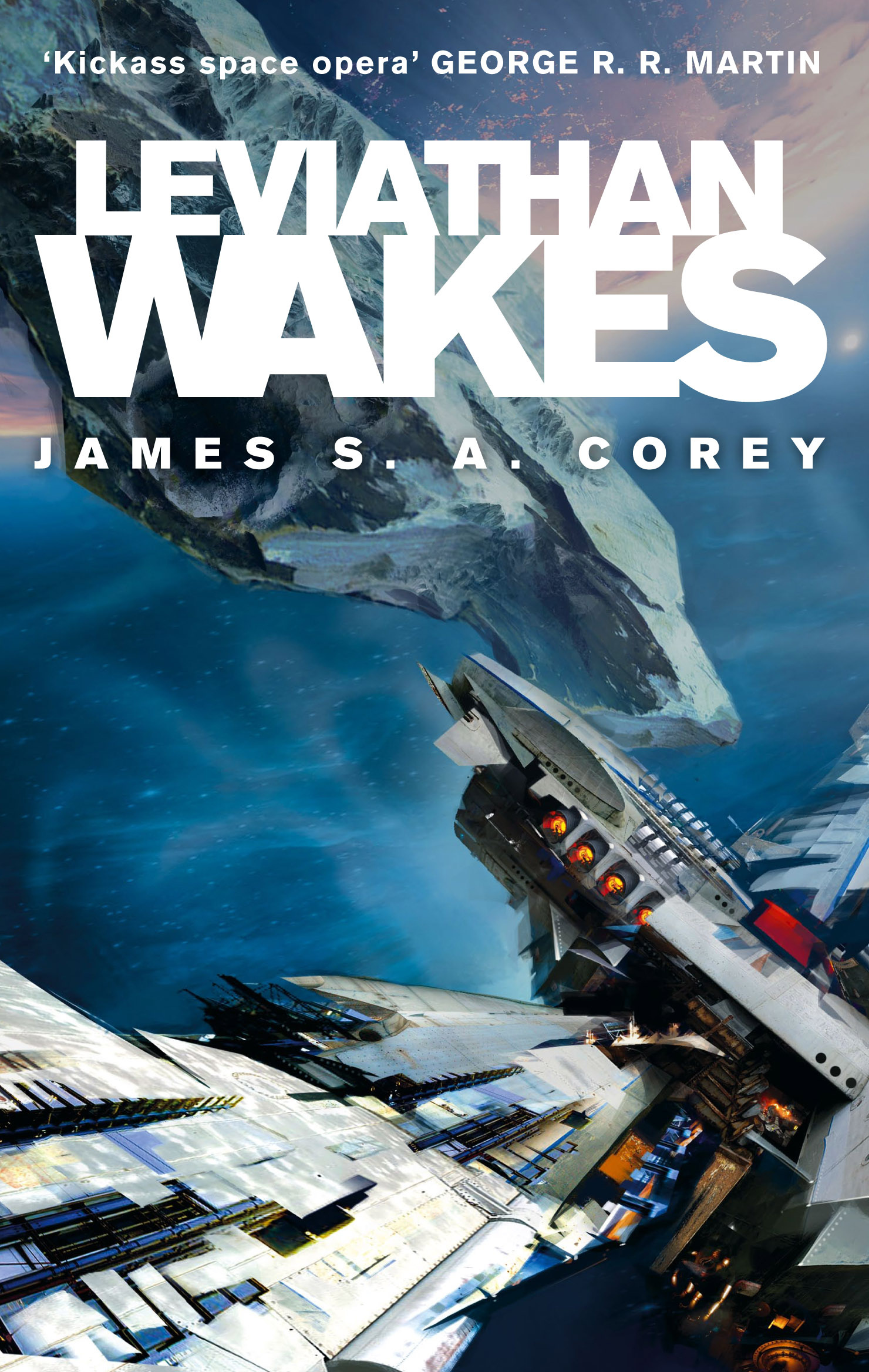 Leviathan Wakes vs The Expanse