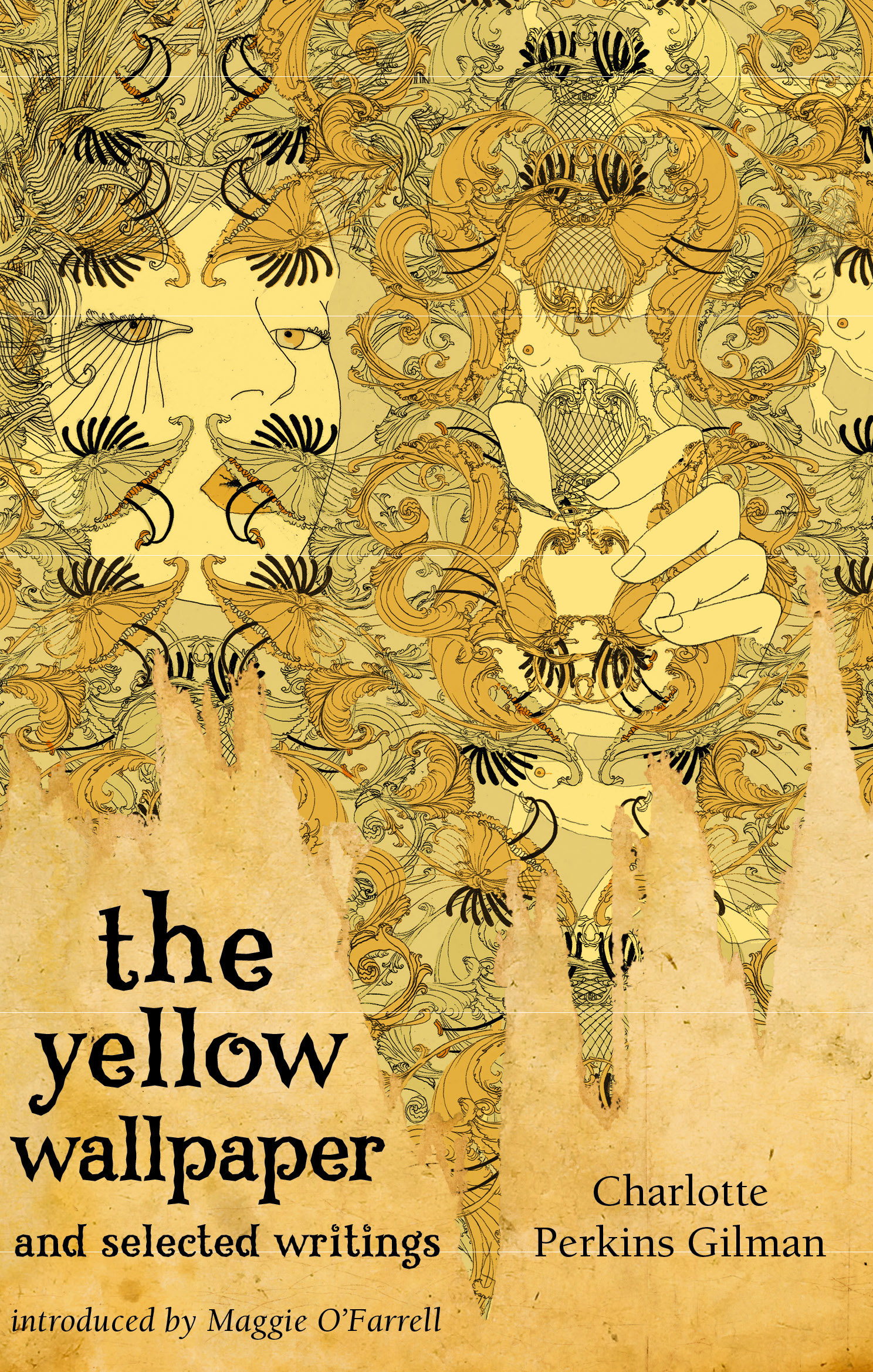 "the heroine in the yellow wallpaper by charlotte perkins gilman Charlotte perkins gilman's ""the yellow wallpaper"" tells the story about 2005gilman, charlotte perkins the art charlotte perkins gilman's ""the yellow."