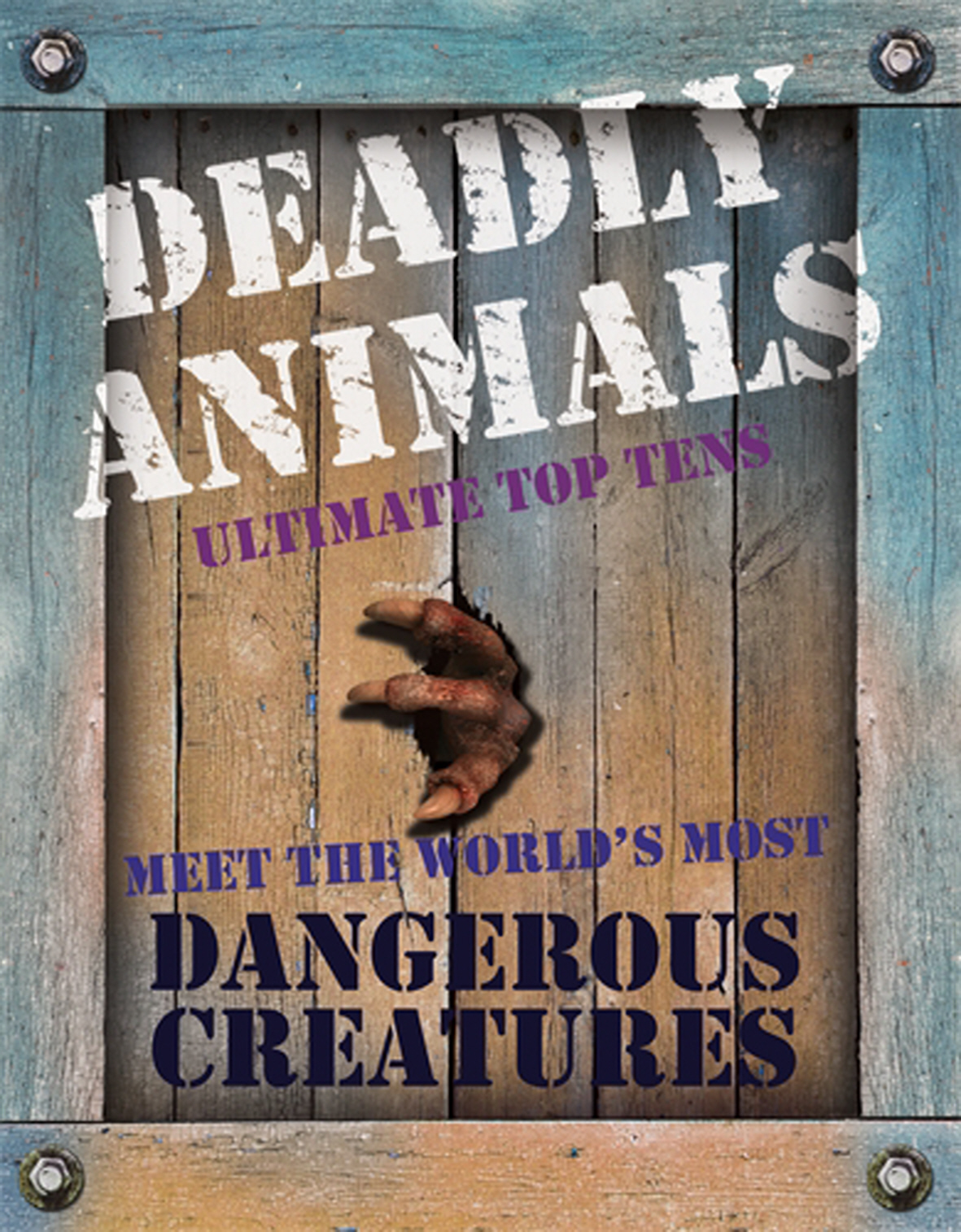 Deadly Animals Ultimate Top Tens Meet The Worlds Most Dangerous