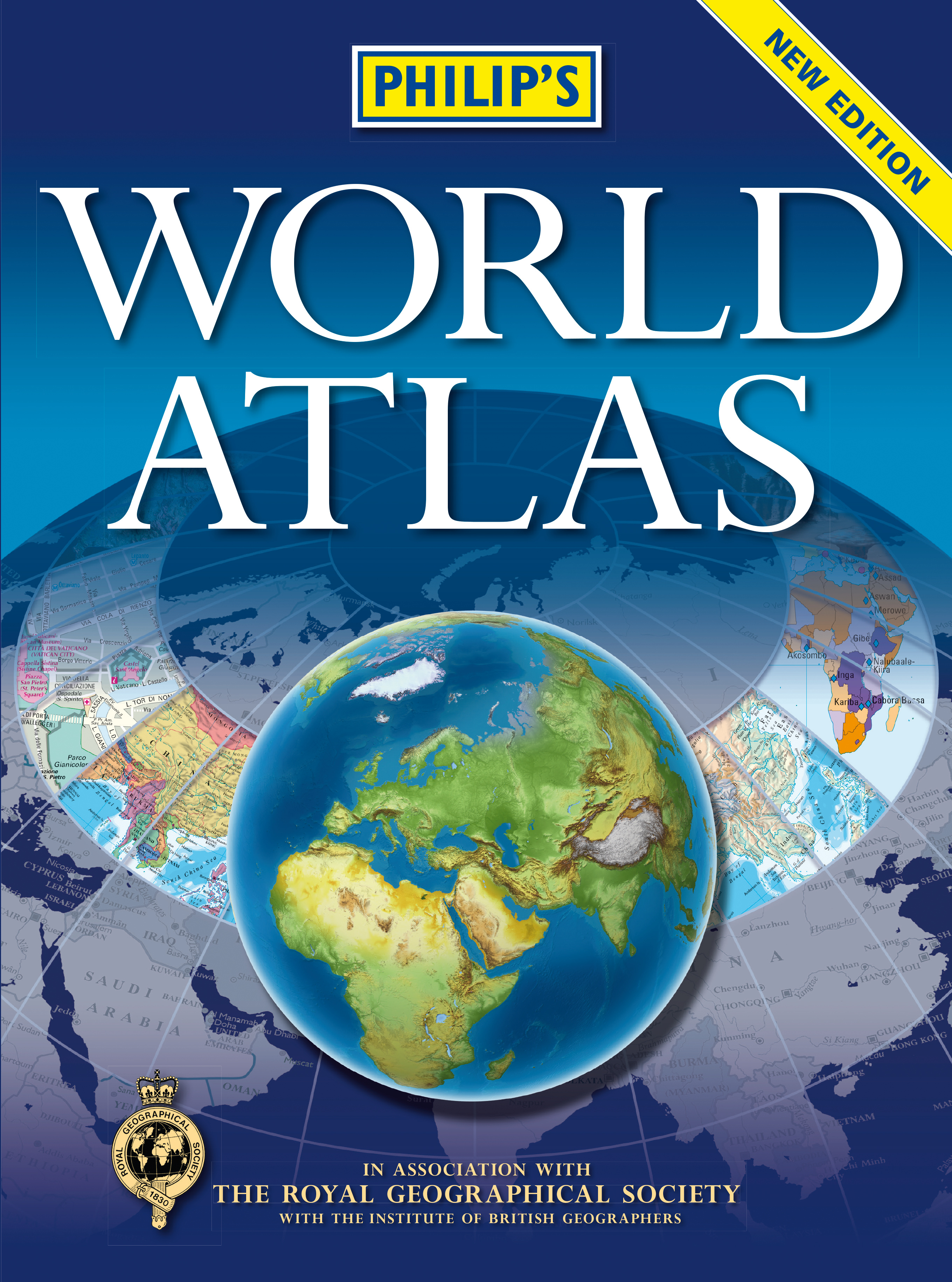 Philips world atlas paperback by philips maps books hachette books philips maps philips world atlas paperback download image download image gumiabroncs Choice Image