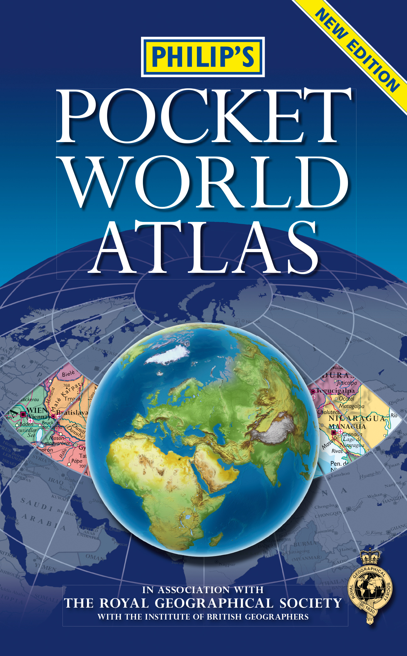 Philips pocket world atlas by philips maps books hachette prose non fiction world atlases world maps freerunsca Image collections