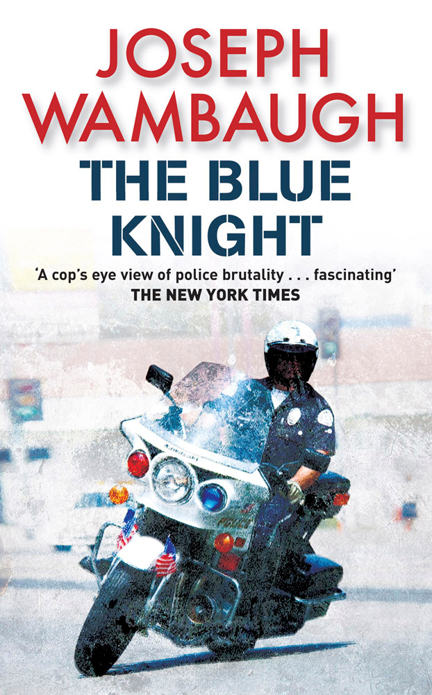 Image result for blue knight joseph